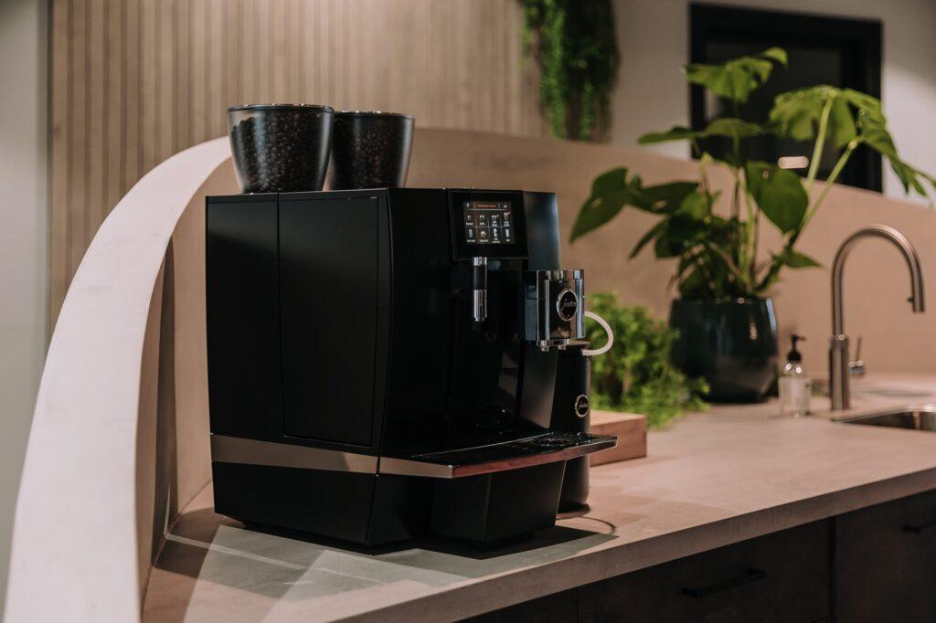 Kantoor te huur Uden koffiezetapparaat
